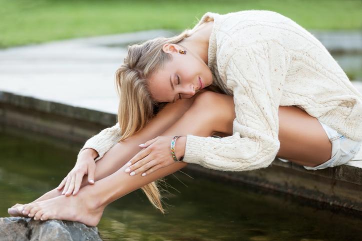 柔らか素肌を取り戻そう(写真:iStock)