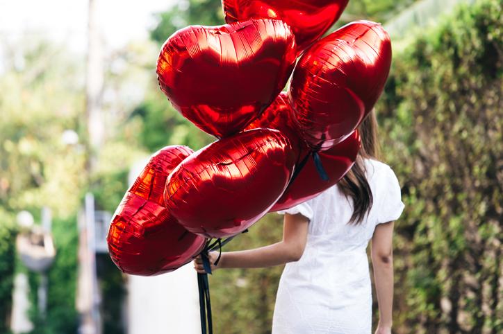 素敵な恋をしよう♡ (写真:iStock)