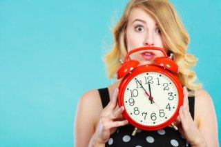 時間にルーズだと命とりになるかも…?5つの特徴&克服方法
