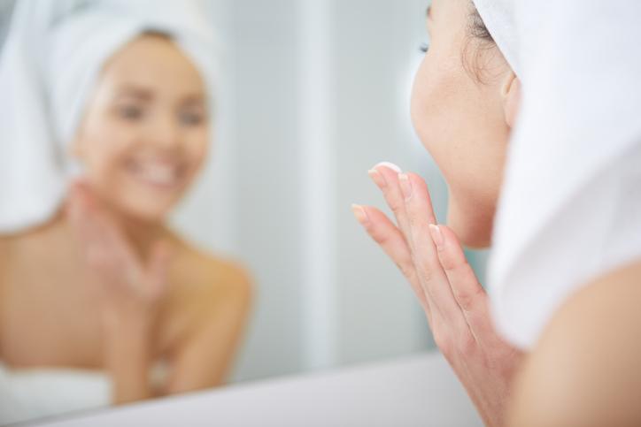 導入化粧水として使ってもOK(写真:iStock)