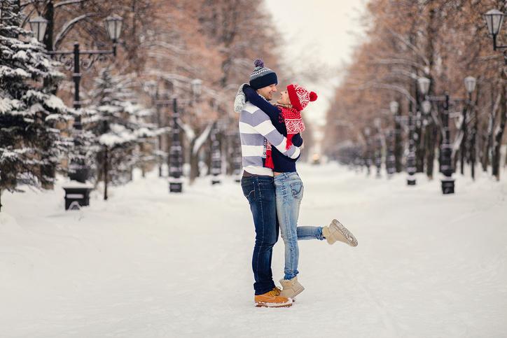 この冬は誰と一緒に過ごす?(写真:iStock)
