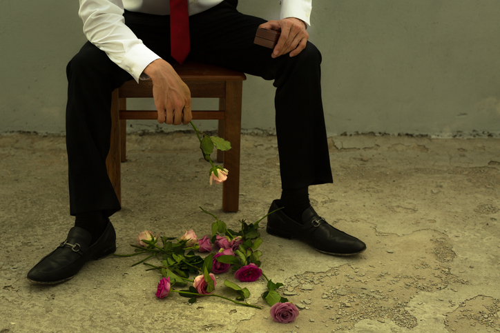結婚しようと思ったのは嘘ではないが…(写真:iStock)
