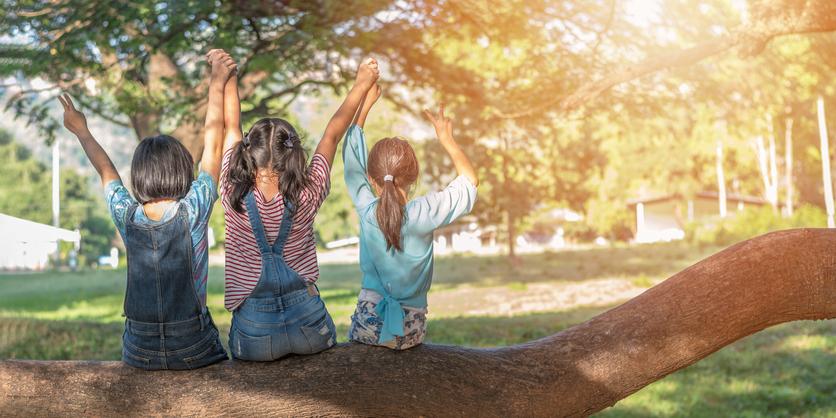 子どものころのように素直な気持ちで(写真:iStock)