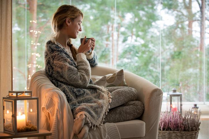 冷えを改善して冬に備えよう(写真:iStock)