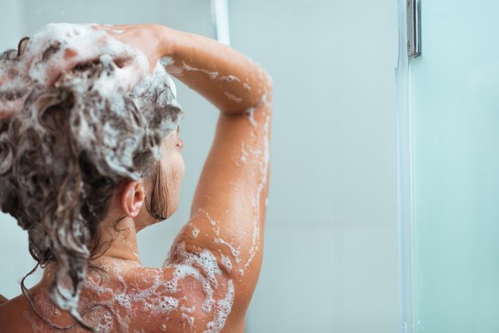 ちゃんと頭皮まで洗えてる?(写真:iStock)