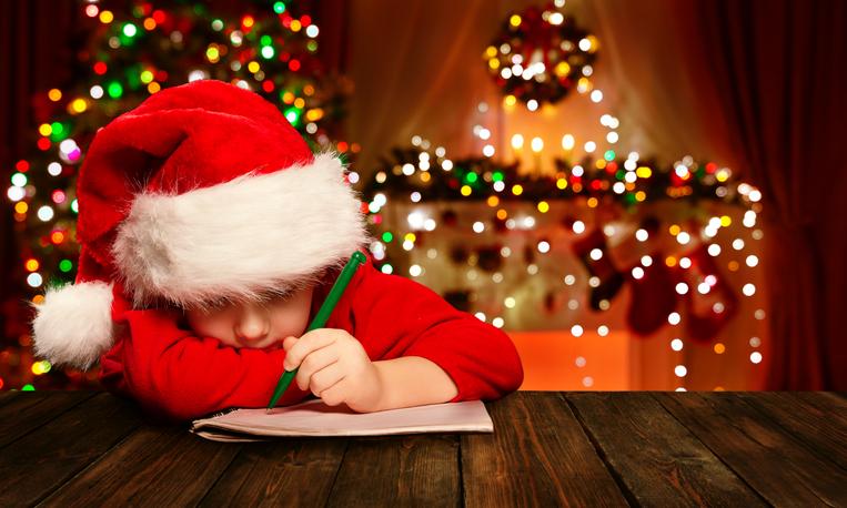 サンタさんへの手紙は卒業したでしょ?(写真:iStock)