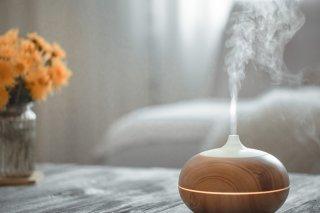 加湿器を活用して潤い美肌に♡4つの種類&効果的な使い方