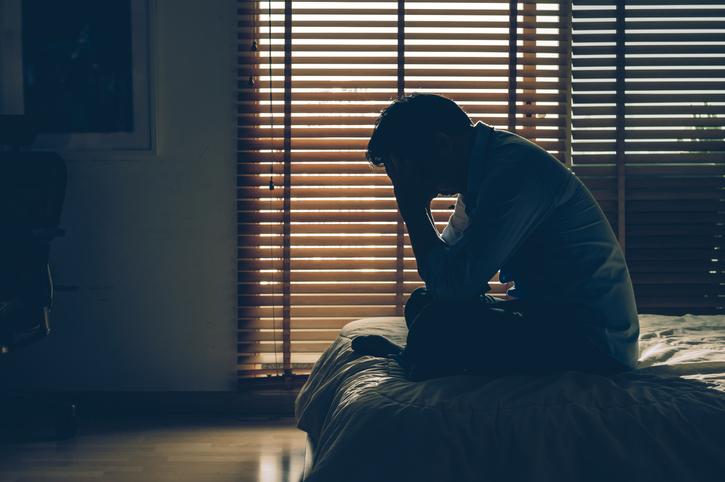 家にいるだけで体に不調が(写真:iStock)