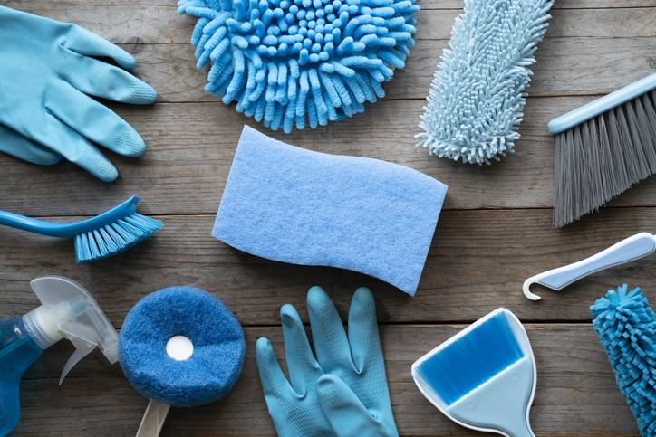 いざ!大掃除!(写真:iStock)