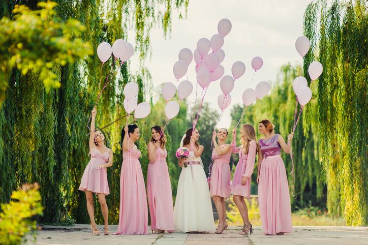 結婚おめでとう!(写真:iStock)