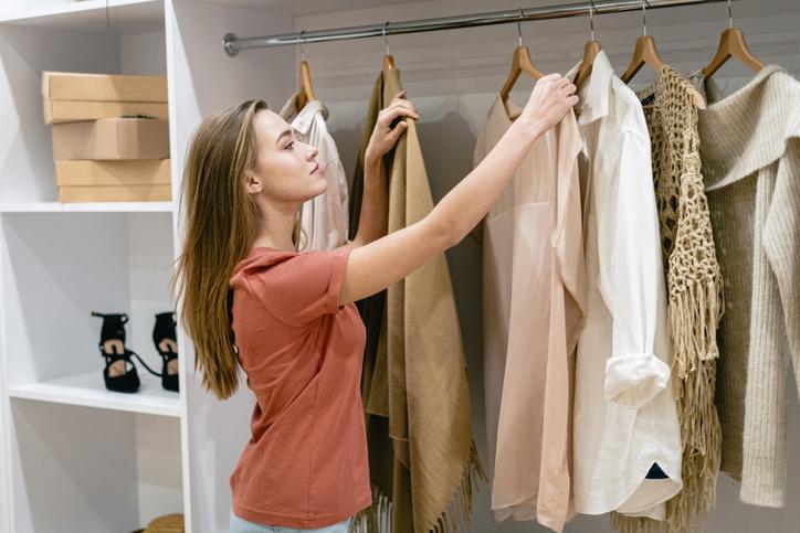 TPOに合わせた洋服選びを(写真:iStock)
