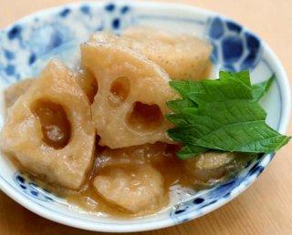 「レンコンの南蛮漬け」たっぷり片栗粉は美味しさのひと手間