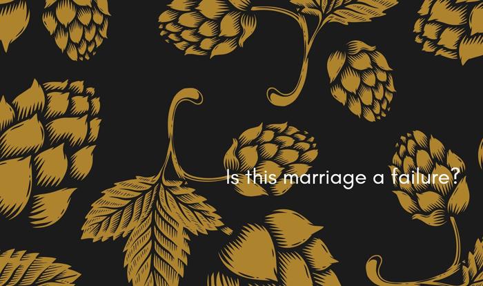この結婚、失敗?