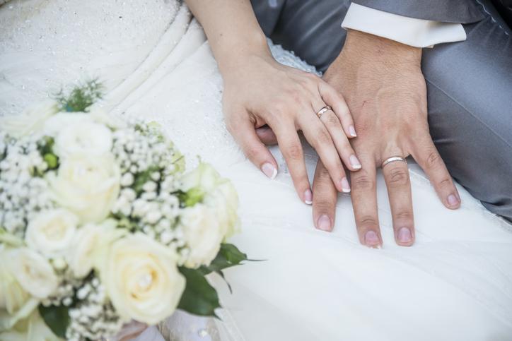 結婚したい!(写真:iStock)