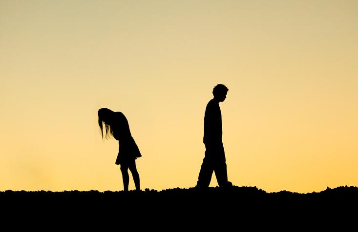 別れる日も近い(写真:iStock)