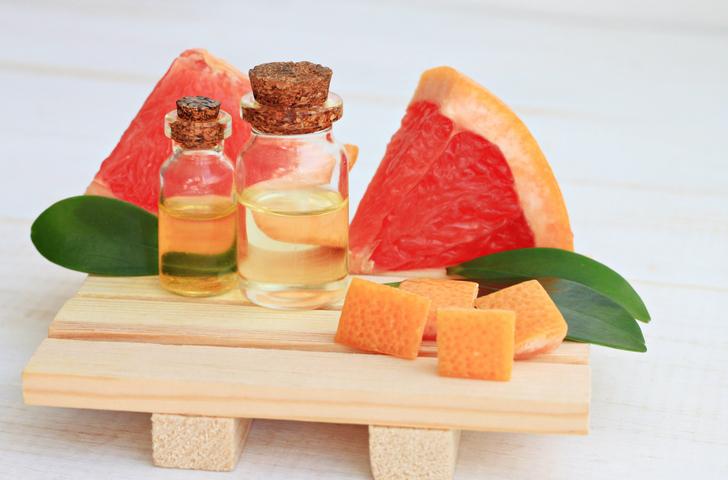 柑橘系の香りでテンションUP(写真:iStock)