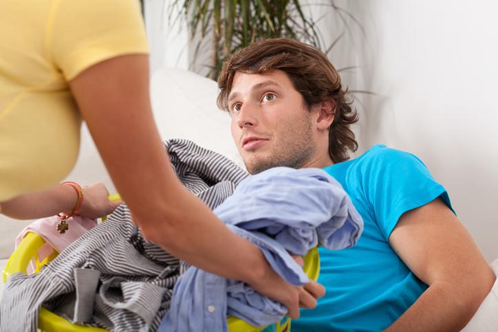 「そんな俺に、母性本能がくすぐられるでしょ?」(写真:iStock)