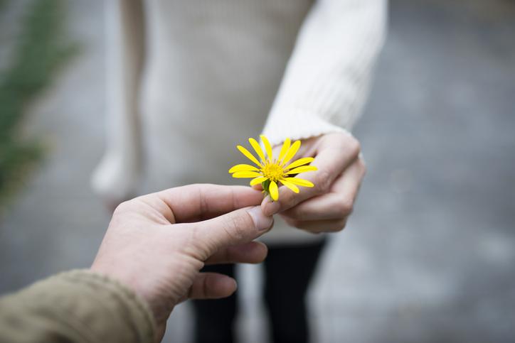 優しさは小出しでOK(写真:iStock)