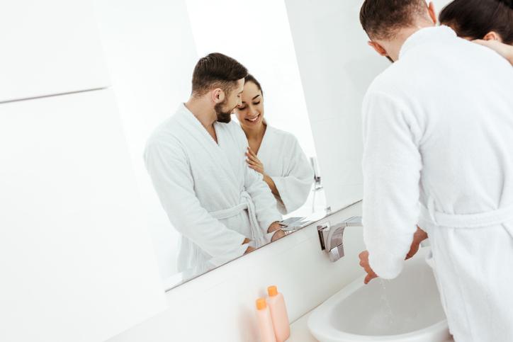 とにかくまず手洗いを!(写真:iStock)