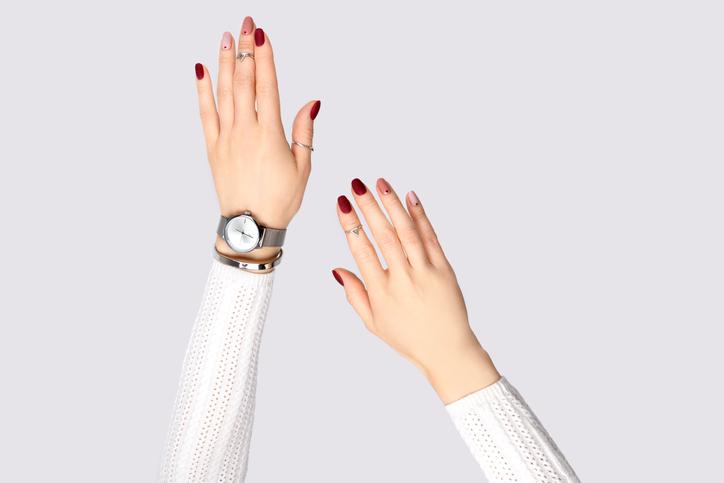 美しい指先をキープ(写真:iStock)