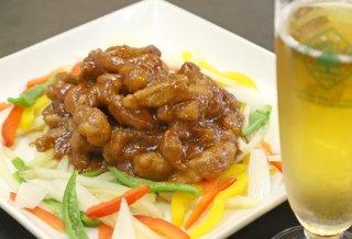 「カレー風味酢豚」カレー粉とお酢のコラボで絶妙な味わいに