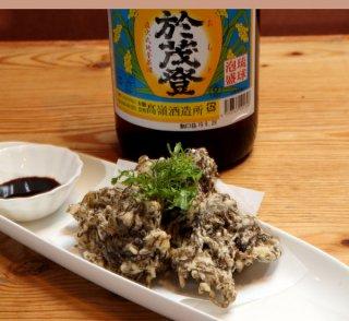 「モズクの天ぷら」ふわっとした衣に感動!独特の食感のワケ