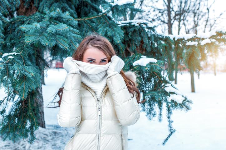 冬でも紫外線には気をつけて(写真:iStock)