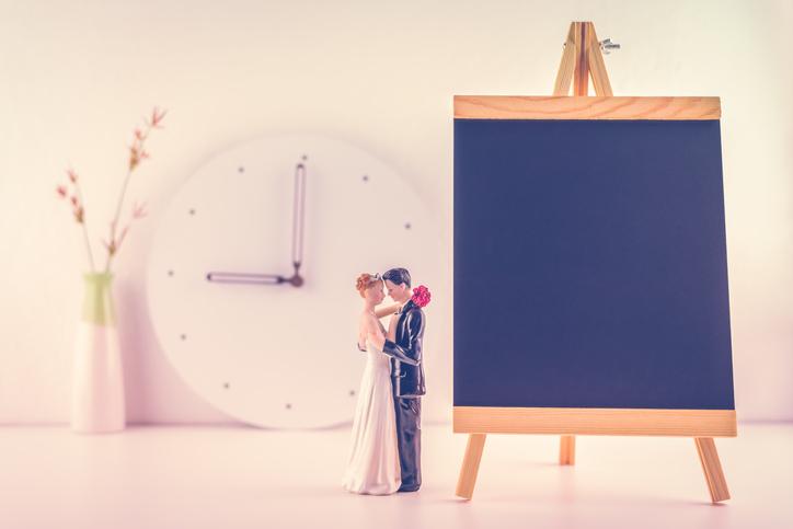 結婚はいつまでにしたい?(写真:iStock)