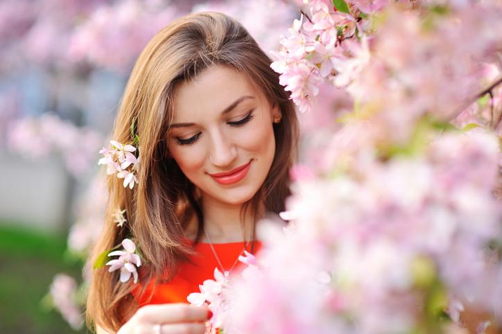 美肌で春を迎えよう!(写真:iStock)
