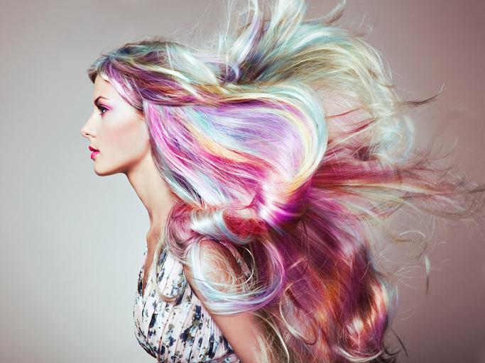 あなたらしいカラーを見つけて(写真:iStock)
