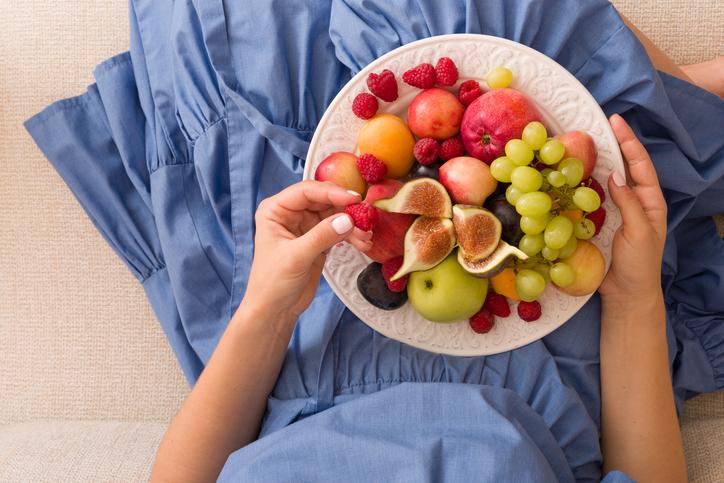 果物は栄養もたっぷり(写真:iStock)