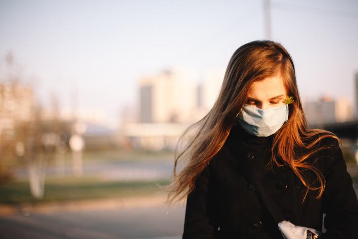 マスク生活の今だからこそ(写真:iStock)