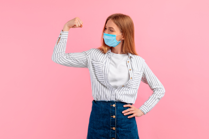 免疫力を鍛える栄養素ってなあに?(写真:iStock)