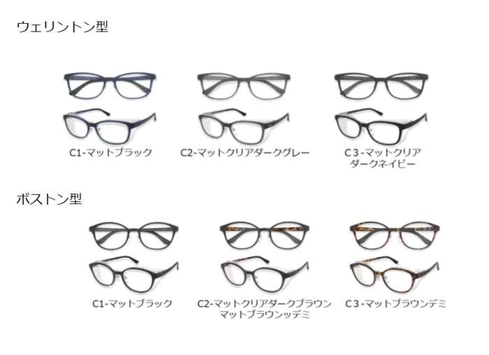 抗菌 アイガン ガードグラスEX(愛眼株式会社) 価格:3,600円(税込:3,980円) 商品詳細:http://www.aigan.co.jp/aigan_guard_glasses_ex/