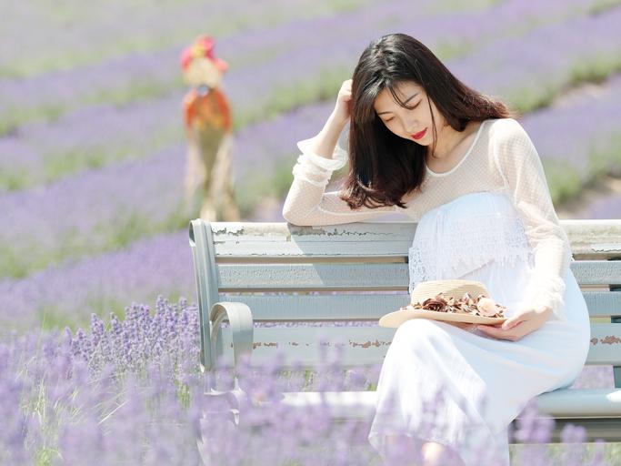天使の輪っかで女子力アップ(写真:iStock)