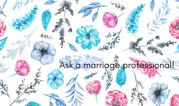 「結婚のプロに聞く!」