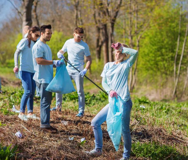 ボランティアには誠実な人が多い?(写真:iStock)