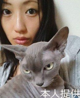"""壇蜜さんが語る""""猫愛"""" 飼い猫スフィンクスとの馴れ初めと今"""