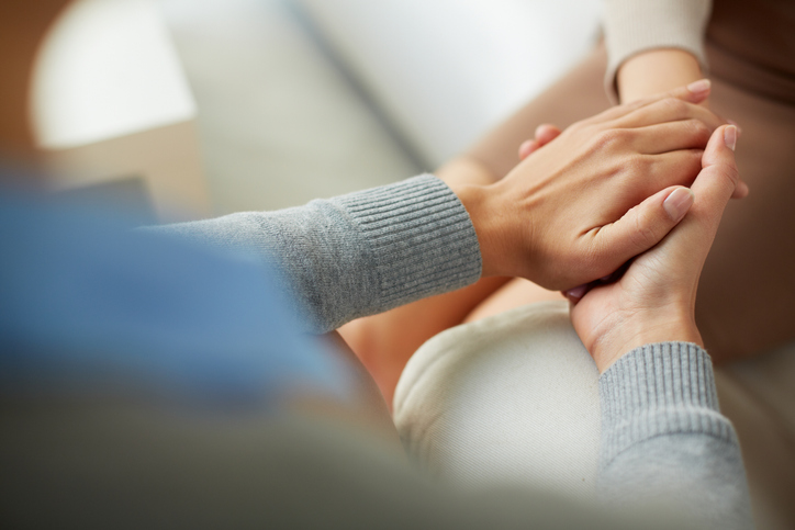 思いやりの気持ちは大切(写真:iStock)