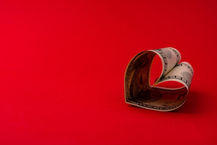 恋愛にはお金がかかる?!(写真:iStock)