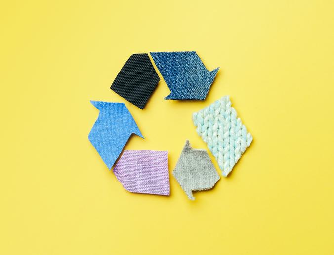 リサイクルで地球に優しく(写真:iStock)