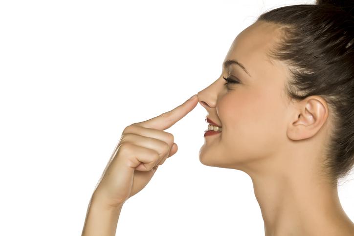 美しい鼻をゲット♡(写真:iStock)