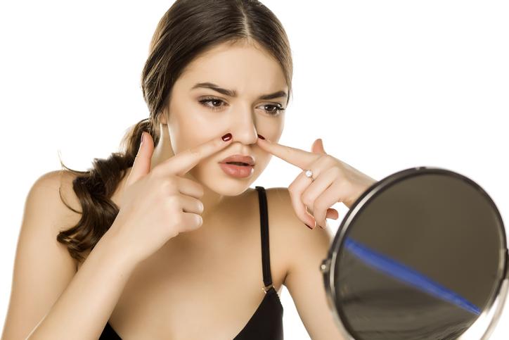 鼻をコンプレックスに思っている人は多い(写真:iStock)