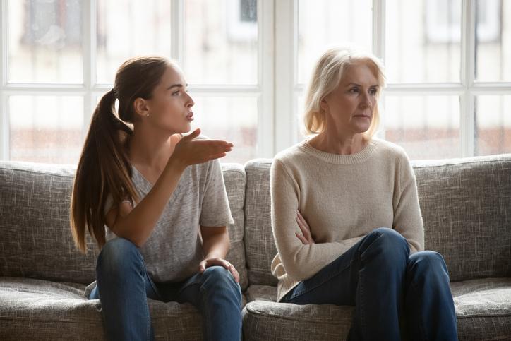 家族間でのトラブルに注意(写真:iStock)