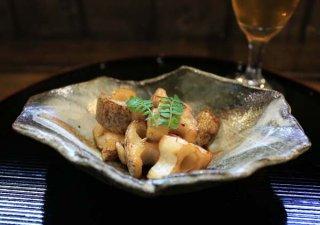 「レンコンの醤油焼き」味と香りとサクサク食感を楽しめる!