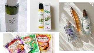香りのナイトルーティンはいかが?快適な睡眠に導く3アイテム