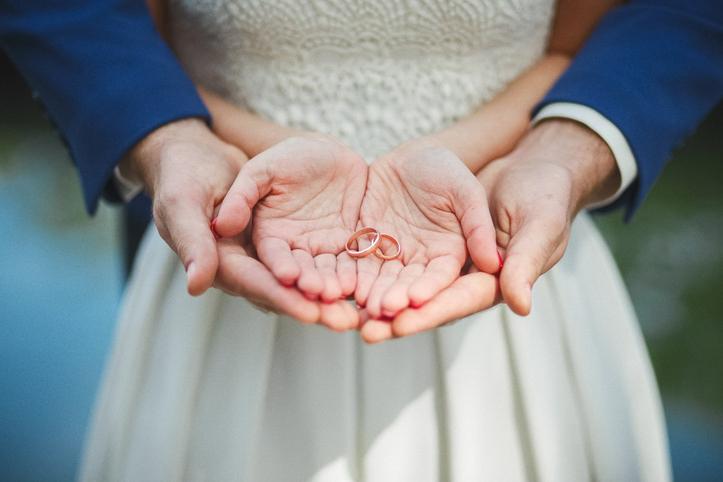 幸せな結婚のために(写真:iStock)