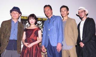 任侠映画「木屋町DARUMA」はレンタル視聴で見る価値大アリ!