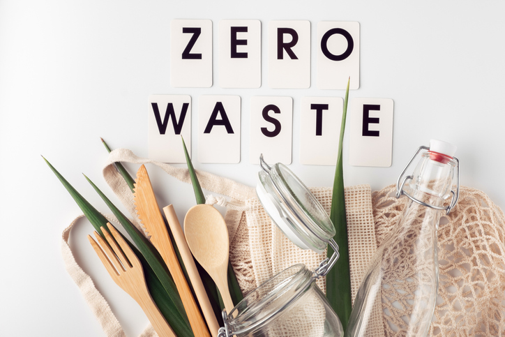 #zerowasteってなに?(写真:iStock)