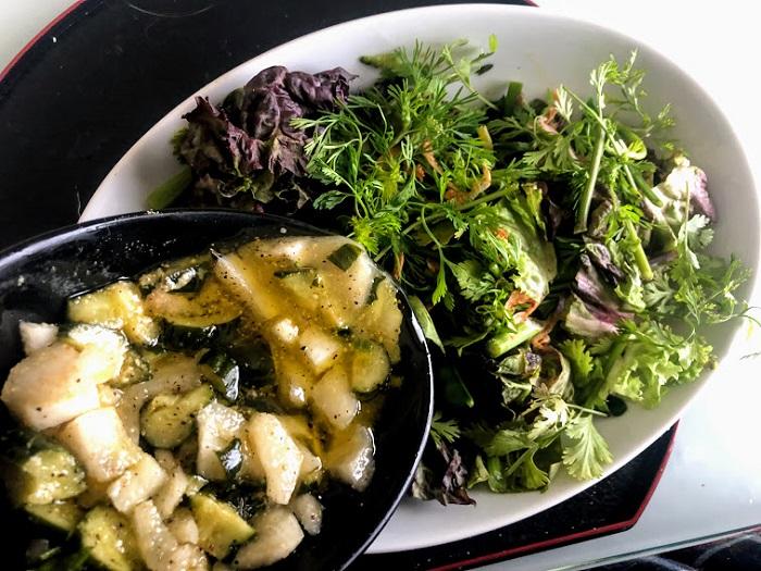 野菜on野菜(C)コクハク